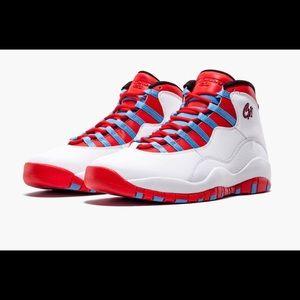 "Air Jordan 10 "" Chicago "" Size 6.5 GS"